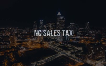 NC Sales Tax