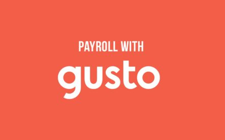 Payroll with Gusto