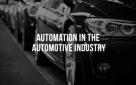Automation in the automotive industry