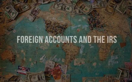Foreign accounts and the IRS