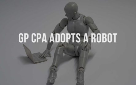 Future of accounting: GP CPA adopts a robot