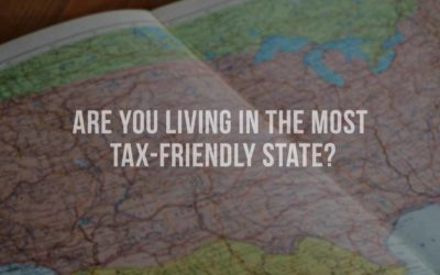 Are you living in the most tax-friendly state?