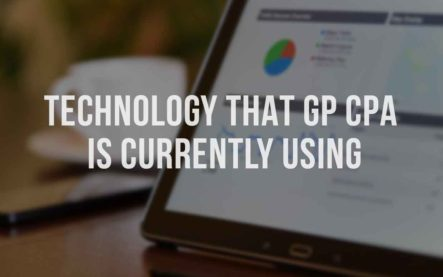 Technology that GP CPA is currently using