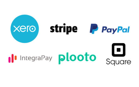 Xero and electronic payment processing options (PayPal, Stripe, IntegraPay, Square, Plooto)