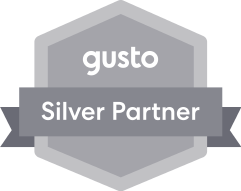 GP CPA gusto silver partner optimized 2 » Certified Public Accountant using Xero, Avalara and Gusto to make your payroll and taxes easier, serving in North Carolina and South Carolina